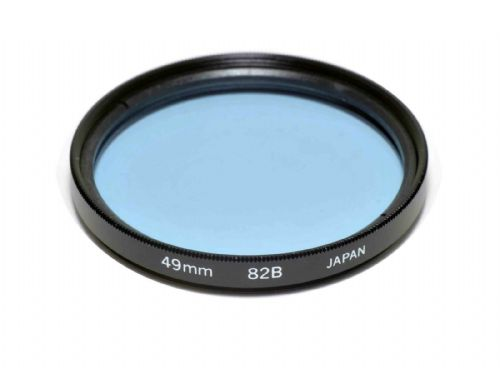 High Quality Optical Glass 82B Filter Made in Japan 49mm Kood